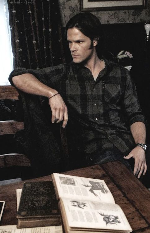 The Moose in its natural habitat #SamWinchester