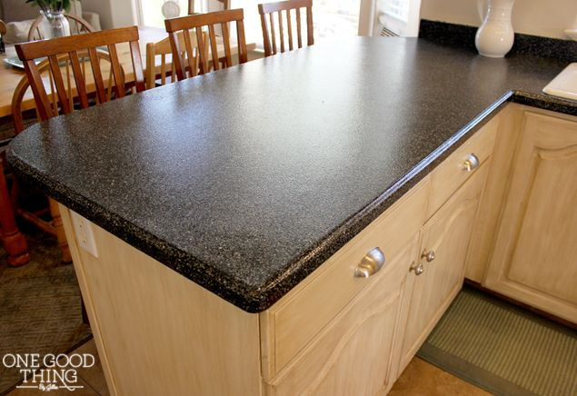Giani Countertop Paint Vs Rustoleum : Kitchen Cabinet and Countertop Transformation In A Box! Cabinet ...