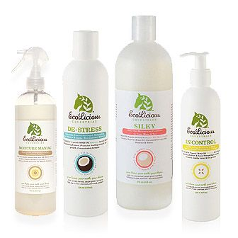 Ecolicious Equestrian Products - Natural Horse Grooming Products - Home
