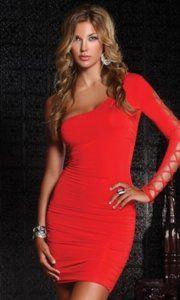 Intermingle Shoulder Dress Detail Forplay