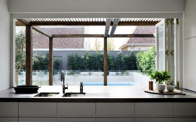 An elegant renovation in Toorak by Robson Rak Architects