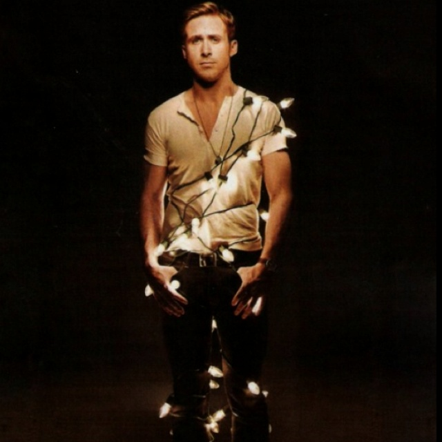 Hey girl, you can find me under your tree Christmas Even night.