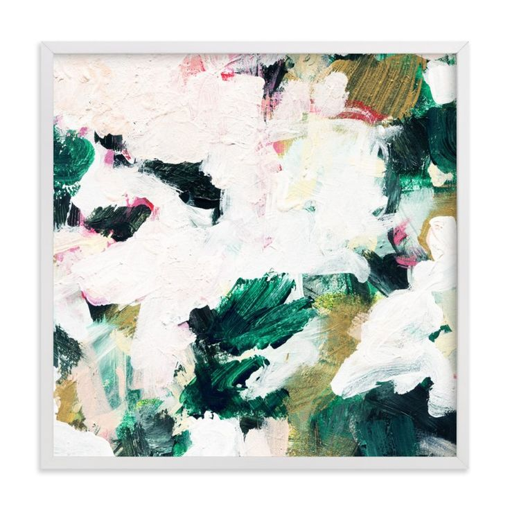 """""""Ivy"""" - Art Print by Parima Studio in beautiful frame options and a variety of sizes."""
