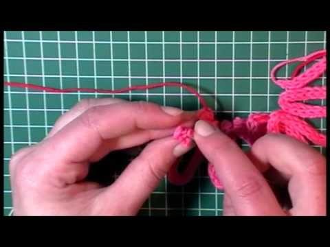 Bloemen maken en Punniken - YouTube