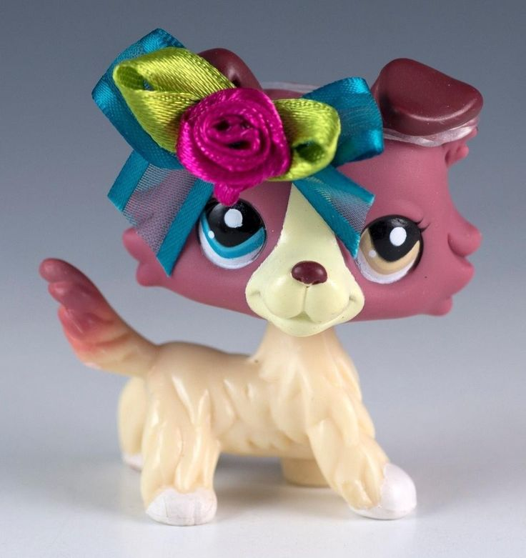 LPS Collie #1262