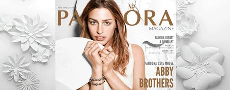 PANDORA Magazine Exclusive: Meet Abby Brothers, the cool SS15 model