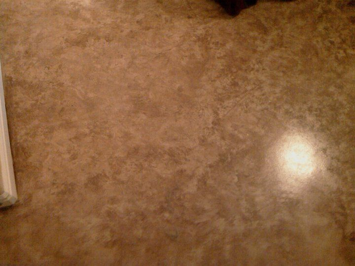 1000 ideas about painted concrete floors on pinterest - How to paint exterior concrete floors ...