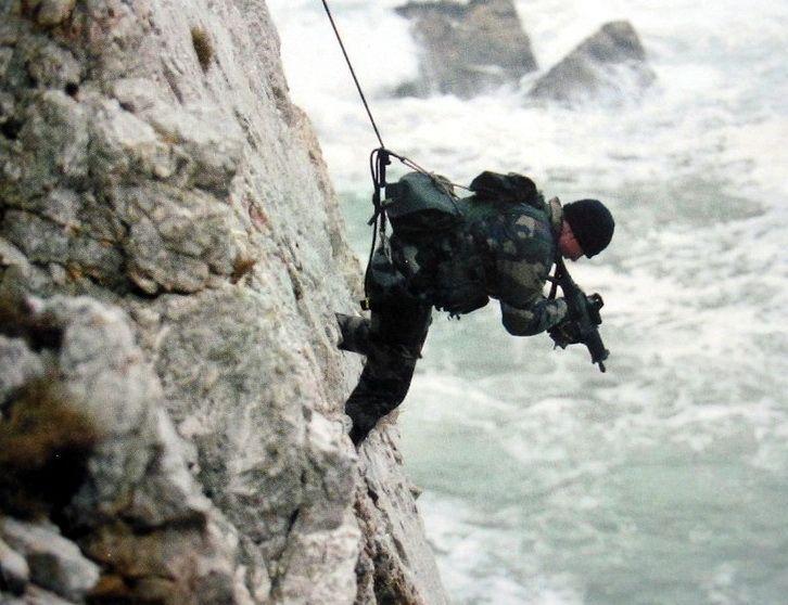 French Marine Commandos