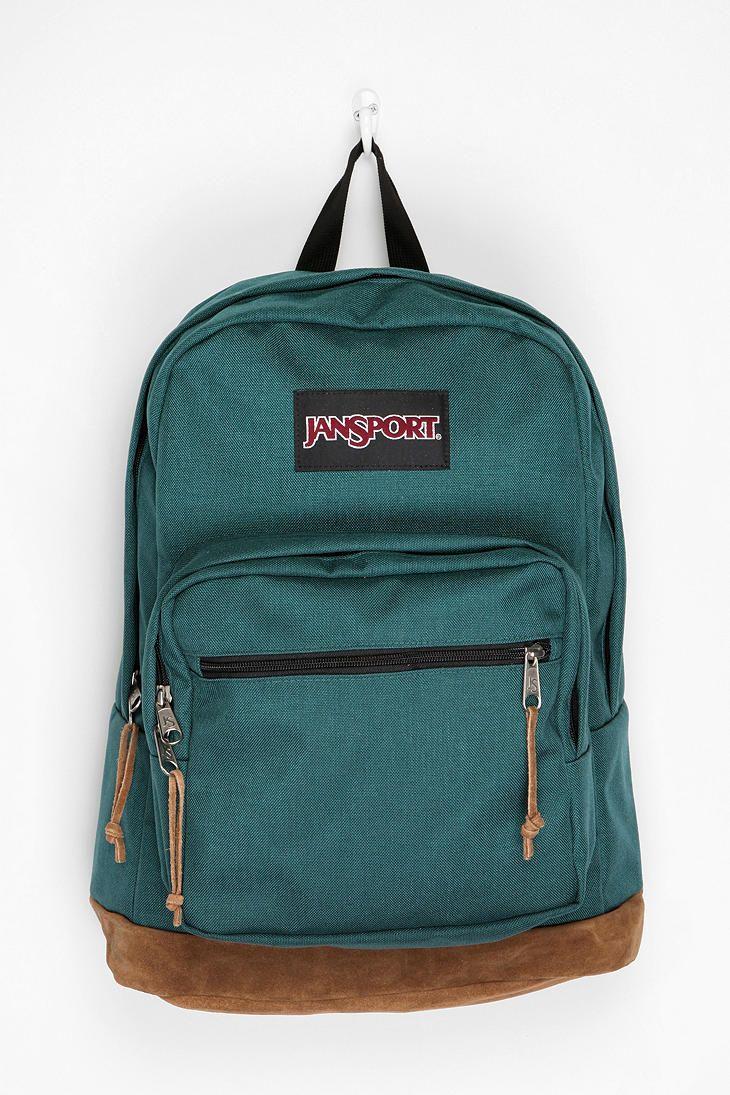 UrbanOutfitters.com > Jansport Basic Backpack...Reminds me of junior high!!