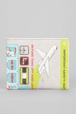 DYNOMIGHTY In Flight Wallet