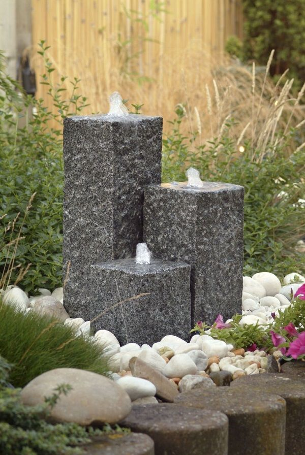 Best 25 small water features ideas on pinterest for Small garden water features