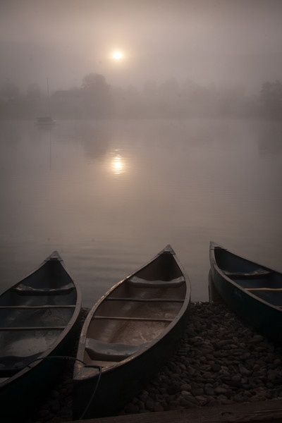 still water mist