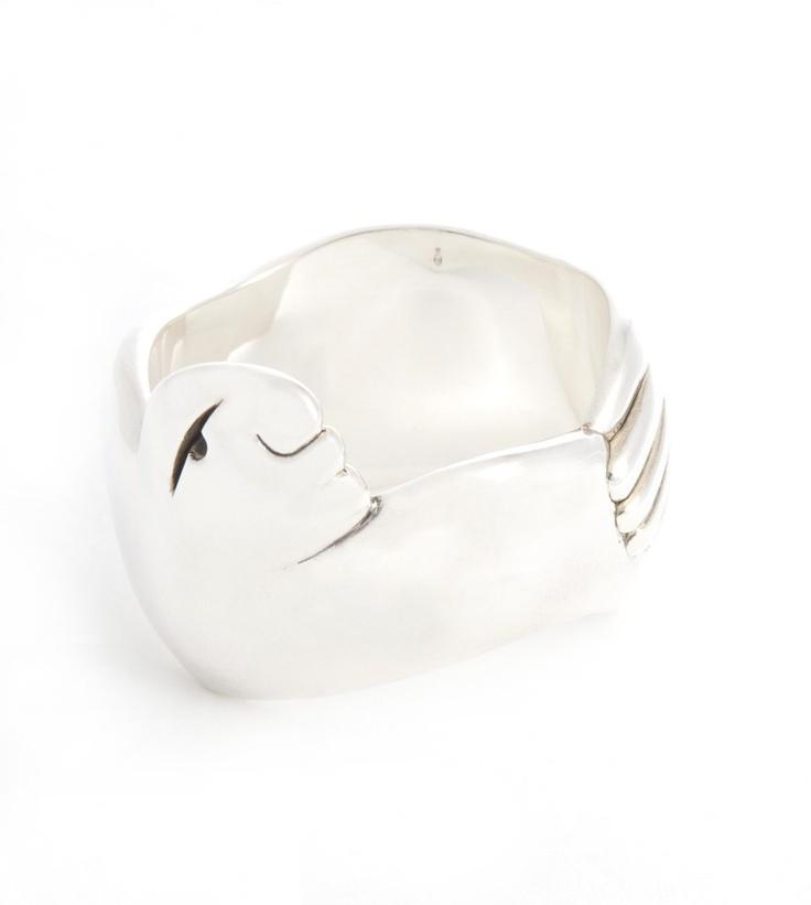 Carrol Boyes - Sterling silver bangle
