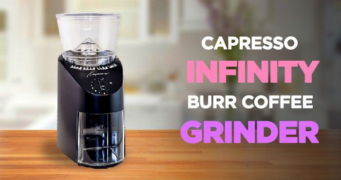 This Capresso coffee grinder can be summarized as a reliable, average performing machine, and one that comes at an excellent price. Check it out!  http://coffeebeangrinderplus.com/capresso-infinity-burr-grinder-review/
