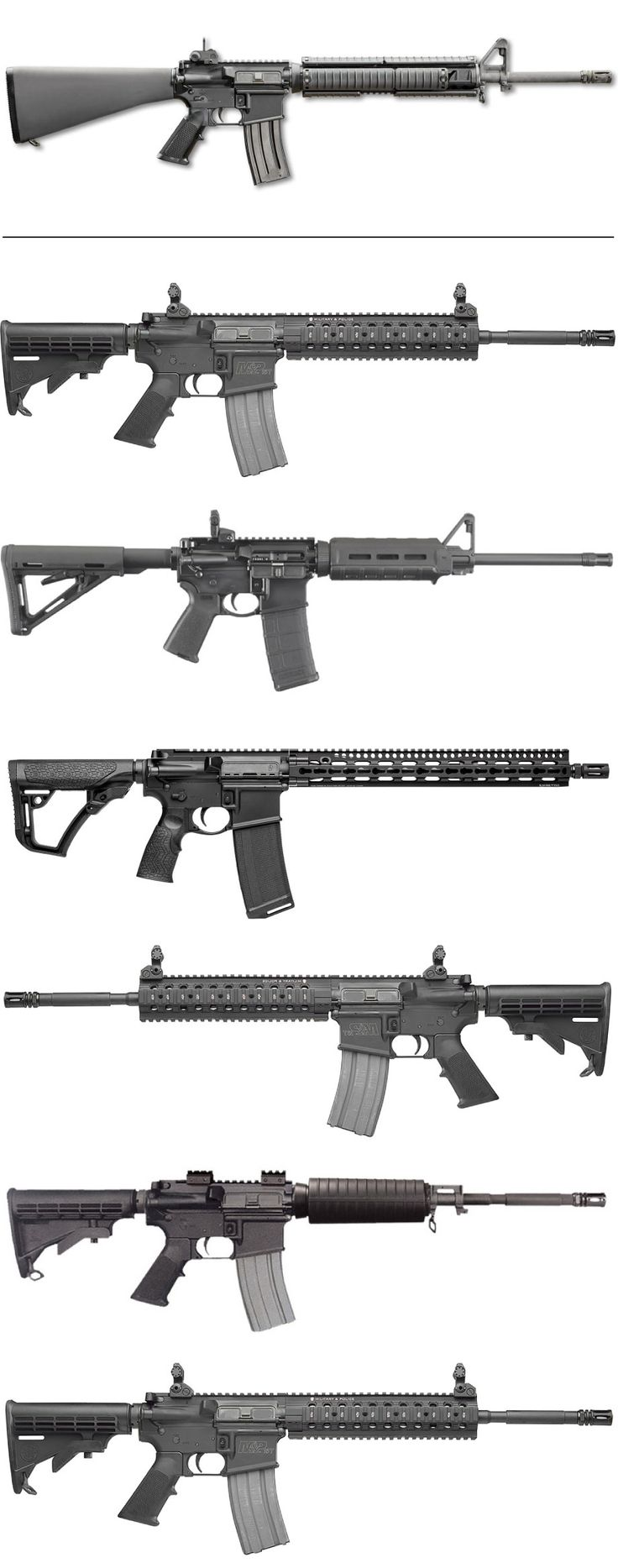 With AR-15s, Mass Shooters Attack With the Rifle Firepower Typically Used by Infantry Troops - The New York Times