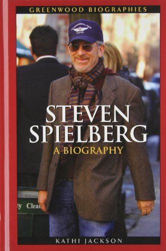 Steven Spielberg: A Biography (Greenwood Biographies) @ niftywarehouse.com #NiftyWarehouse #JurassicPark #Jurassic #Dinosaurs #Film #Dinosaur #Movies