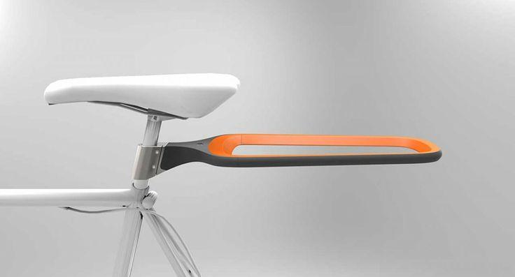 Transit Bicycle Lock by Seth Chiam
