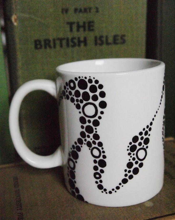 hand drawn mug designs - Google Search