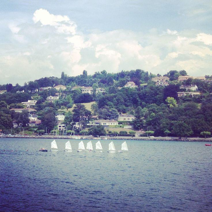 GENEVA - lake