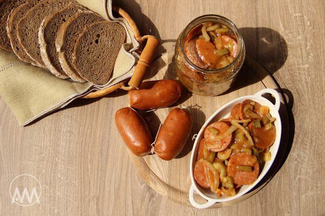 V kuchyni vždy otevřeno ...: Naložené špekáčky v marinádě