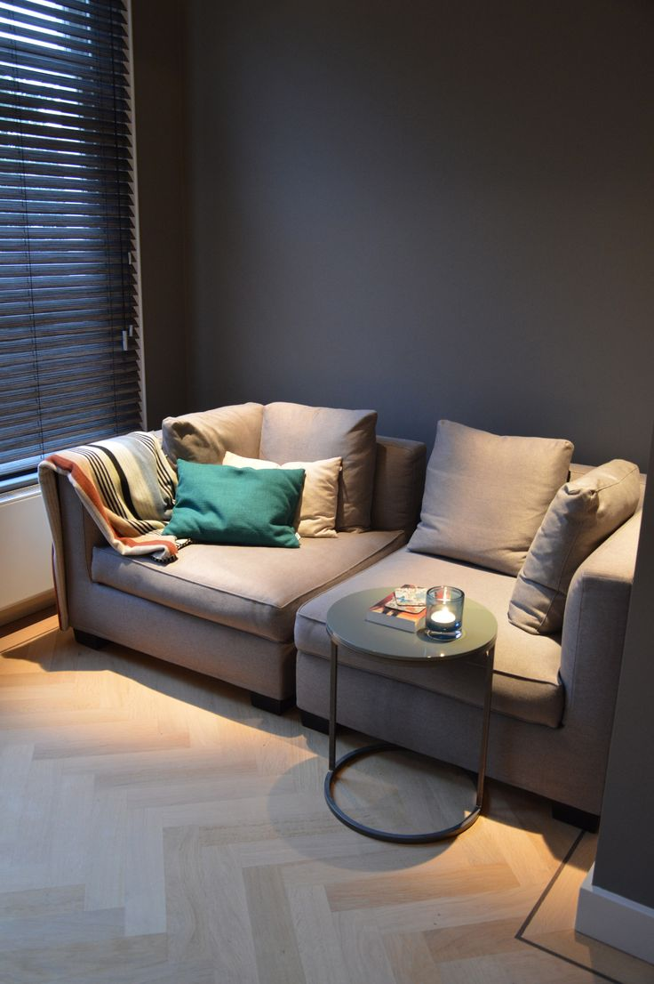 TV Room, decorated by Galli Interiors