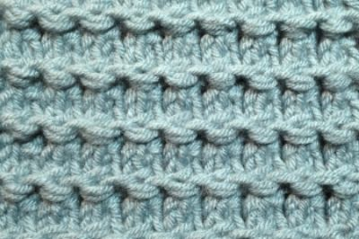 Lovely stitch.  Free pattern for prayer shawl or lap blanket.