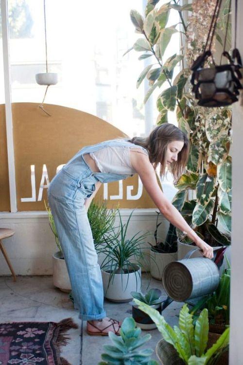 Hanna Hunter Getting Slutty In The Garden Image