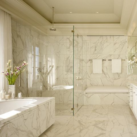 25 best cultured marble for your bathroom images on pinterest for Marble master bathroom