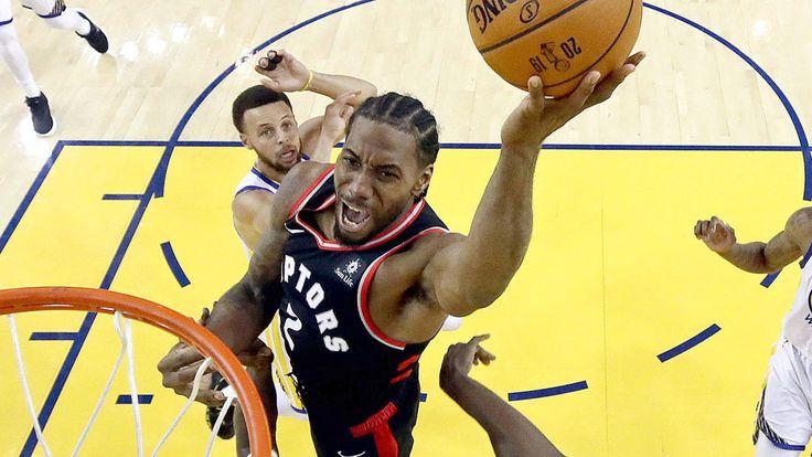 2019 NBA Finals Watch Warriors vs. Raptors Game 3, live