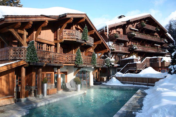 FERT Pure Snow vous invite à découvrir le Chalet du Mont d'Arbois