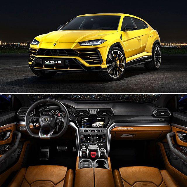 Meet The 2019 Lamborghini Urus, A Brutal Display Of Speed