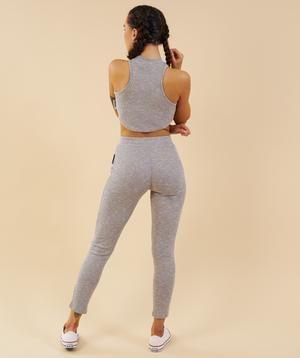 06578d2efae32 Gymshark Slounge Leggings - Light Grey Marl | Workout outfits ...