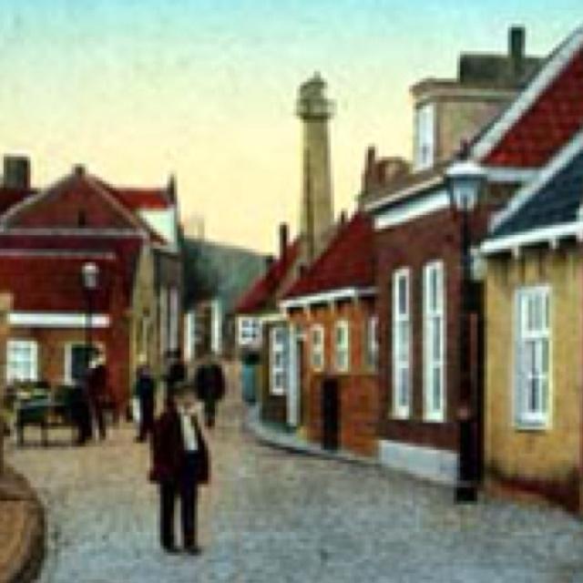 Scheveningen dorp