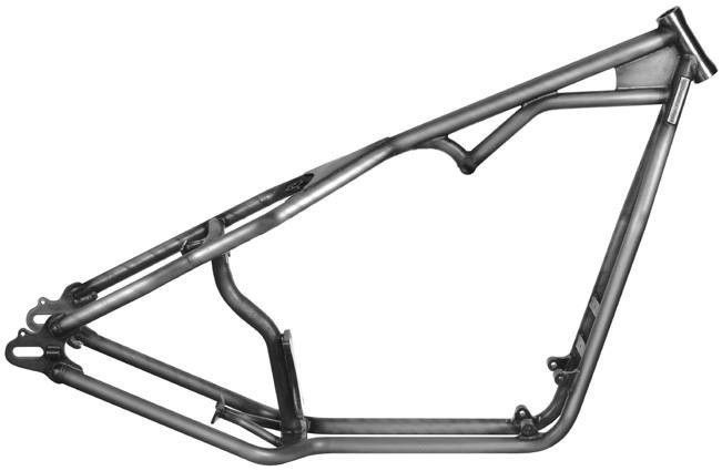 9 best Rolling Chassis / Frames / Custom Motorcycle Parts