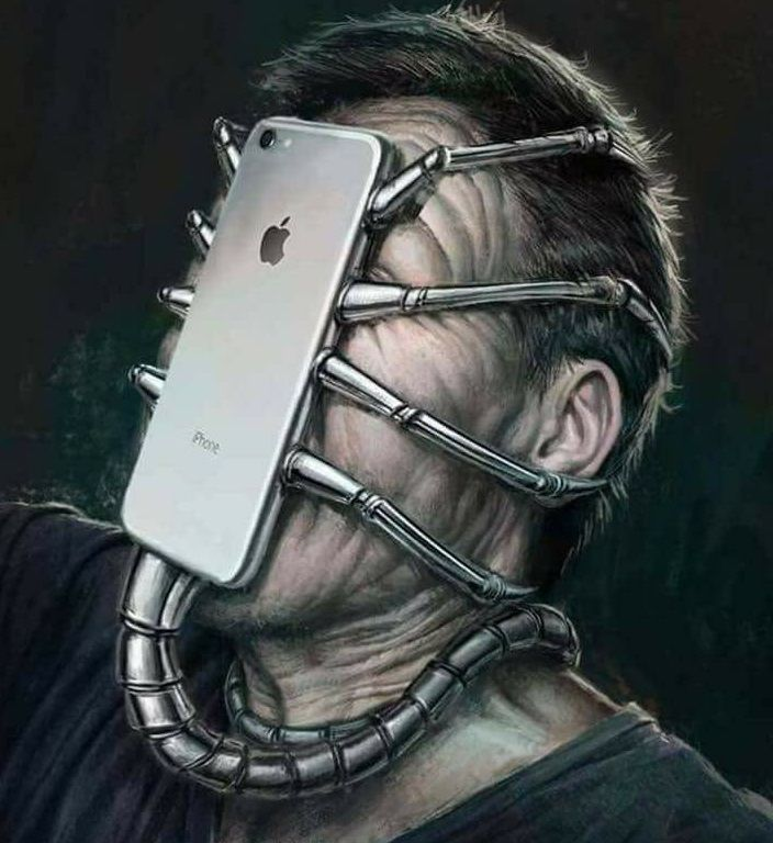 The Down Fall Of Society Social Media And The Cell Phone Mind