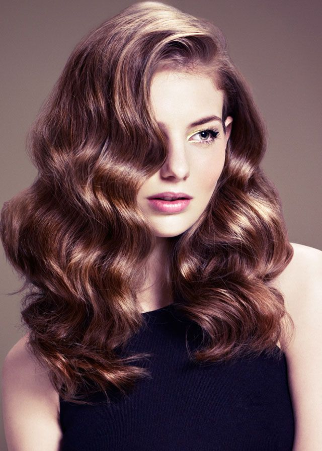 Liz Martins, Big Soft Waves, Hair  wish I could get my hair to look like that