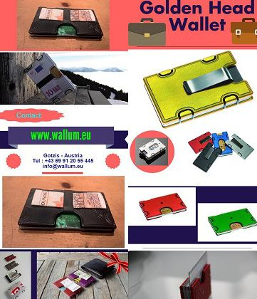 Wallum - Golden Head Wallet http://wallumeu.weebly.com/blog/wallum-golden-head-wallet