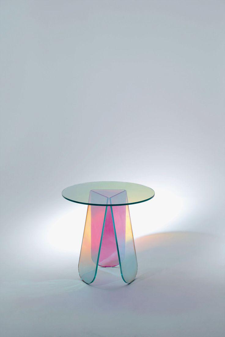 Glas Italia / Shimmer series / London Design Journal