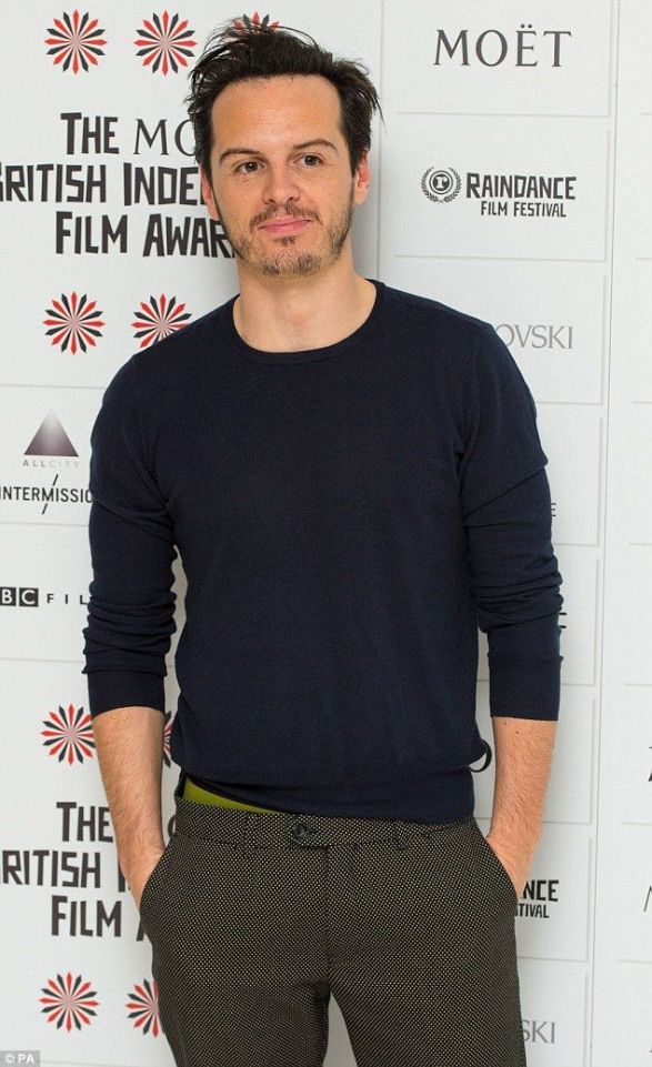 Best Supporting Actor: Andrew Scott is up for an award for