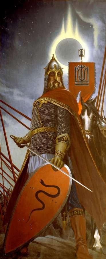 Князь-Игорь - Васильев Константин Алексеевич