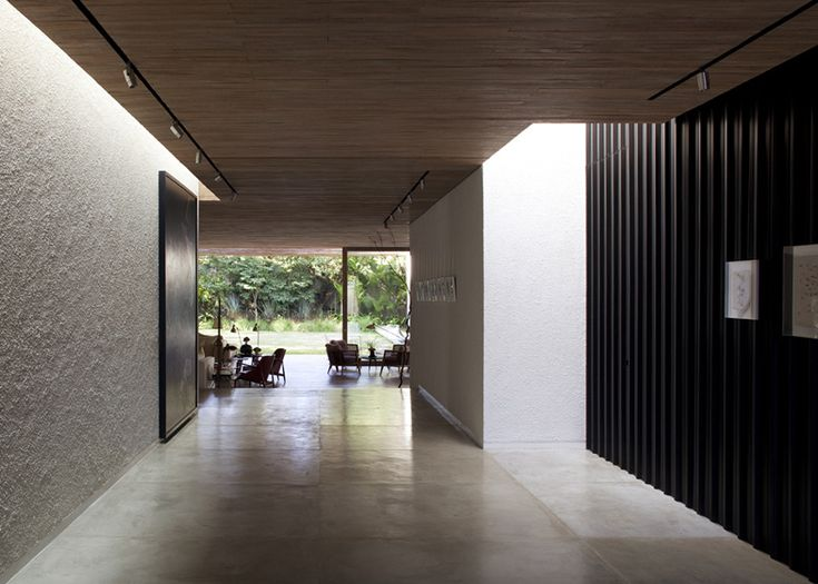 Yucatan House by Isay Weinfeld.