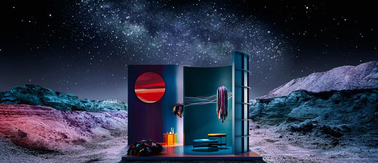 Dulux Colour Forecast 2016 celebrates the dawn of the Design Age in a series of super real images that stimulate the senses & capture the spirit of colour.