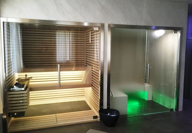 Pin En Sauna