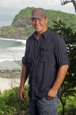 "Robert Carlo ""Rob"" Mariano (commonly known as Boston Rob) is the Sole Survivor of Survivor: Redemption Island. (Season 22)"