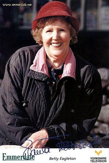 Betty Eagleton (Paula Tilbrook)