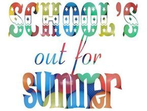 Schools Out Pictures Free | yay it s finally the last day of school the transition between school ...