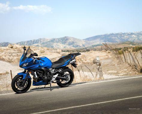 Yamaha FZ6 Fazer S2 1280 x 1024 wallpaper