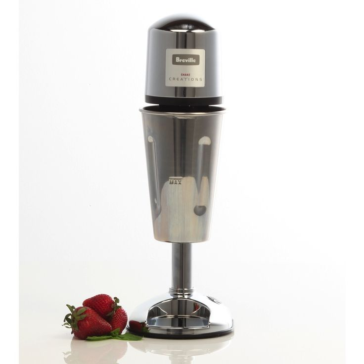 Shop Online for Breville MS400D Breville Milkshake Maker and more at The Good Guys. Find bargain buys and bonus offers from Australia's leading electrical & home appliance store.