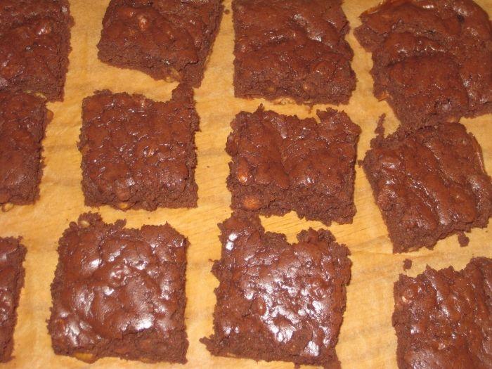Carbquik Jell-O Brownie Bites Recipe (pic)
