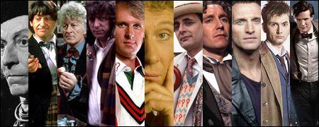 """""""Doctor Who"""" : les 11 Seigneurs du Temps - News Série Tournages - AlloCiné"""